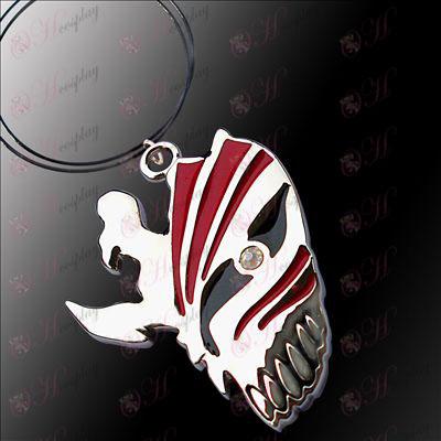 Bleach Tillbehör bruten ansikte halsband (sprickbildning färg)