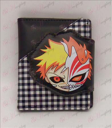 Καρό πορτοφόλι (Αξεσουάρ Bleach σπασμένα επιφάνεια)