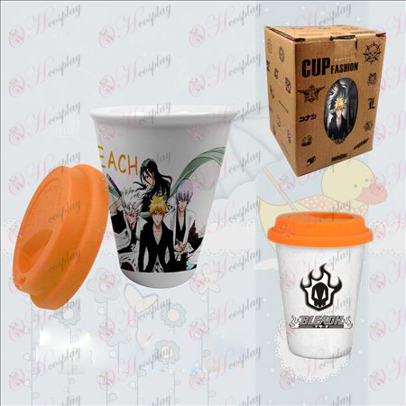 Double color ceramic cups (Bleach Accessories)