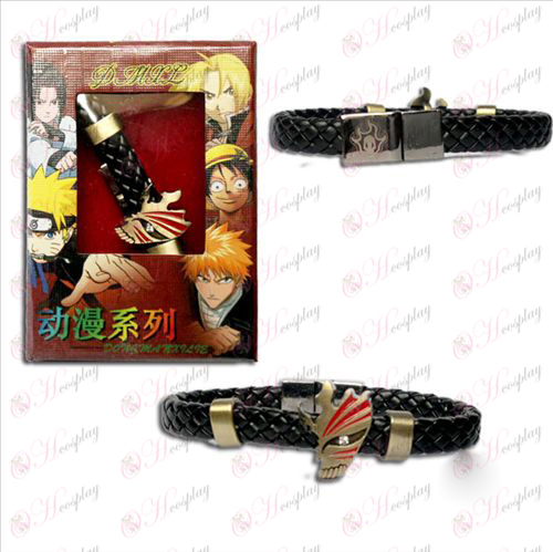 Bleach Accessories Ichigo Arrancar punk strap