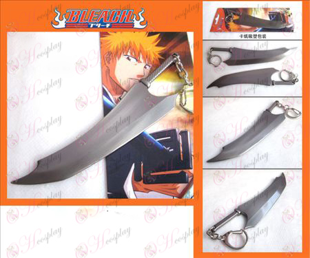 Bleach Accessories Zangetsu buckle knife