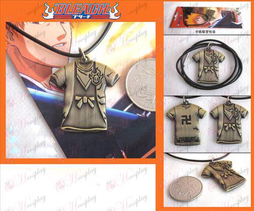 Bleach Accessories Wan Xie flag dress necklace