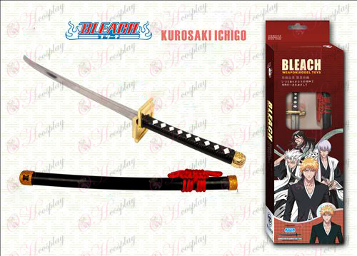 Bleach Accessories-day lock cut on knife 24cm hardcover