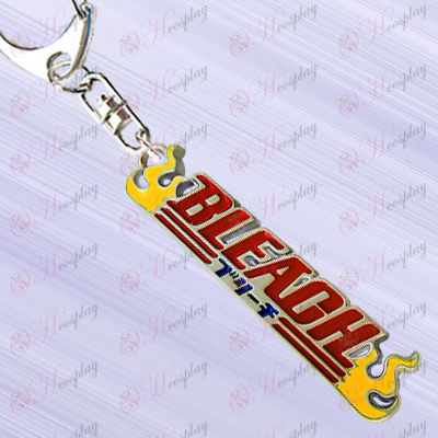 Bleach Accessories-English titles hanging buckle