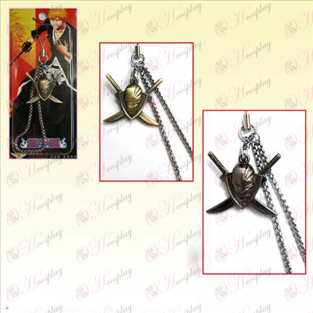 Bleach Accessories pole mask phone chain (two colors)