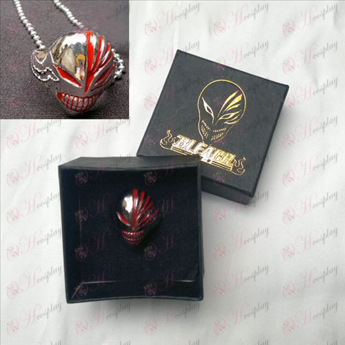 Bleach Accessories Ichigo Packed full of virtual red ring chain