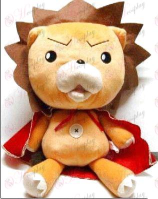 Bleach Accessories soul lion plush doll (medium)
