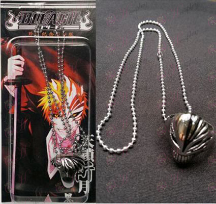Bleach Accessories Ichigo Full Ring Necklace black blur