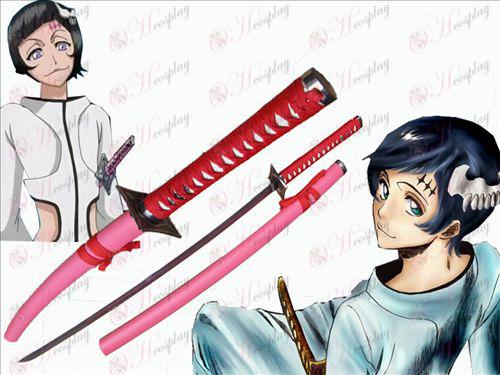 Bleach Accessories six steel knife blade Ruby