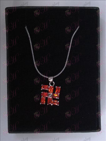 Bleach Accessories Wan Son necklace (red)