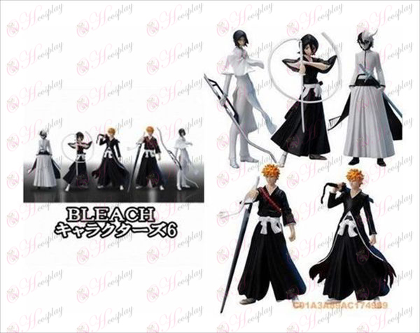 6 Generation 5 models Bleach Accessories Base