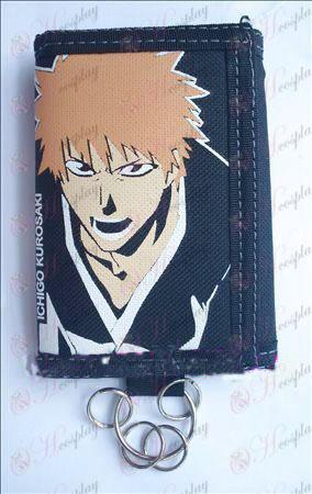 Bleach Accessories Ichigo canvas wallet
