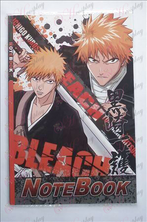 Bleach Accessories Notebook