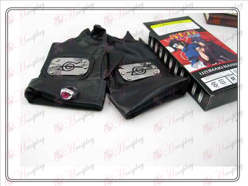 Naruto rebel forbearance gloves + Zhu rings (three-piece)