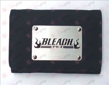 Bleach Accessories Tiepai canvas wallet