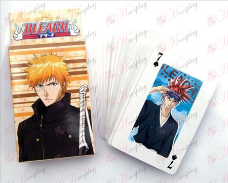 Bleach Accessories Poker (a guard)