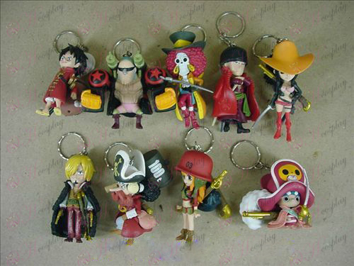 67 on behalf of One Piece Keychain