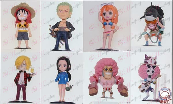 78 on behalf of eight One Piece Accessories Doll (undercover replies)