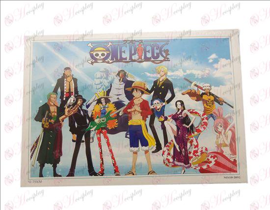 One Piece Accessori di puzzle 2092