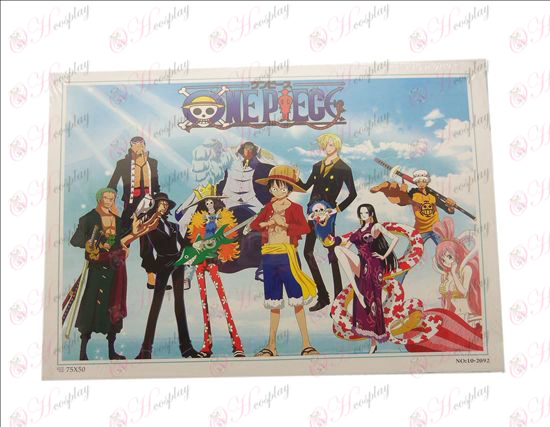 One Piece Accessories puzzle 2092