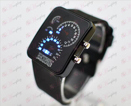 (04) One Piece Accessories-meter dish watch
