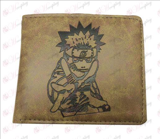 Naruto Naruto mat denarnico