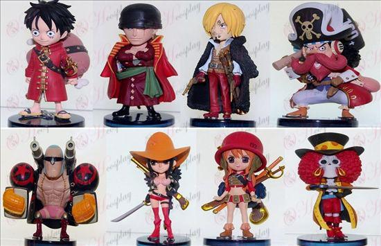 77 v imenu osmih pirat lutka osnovno 8cm
