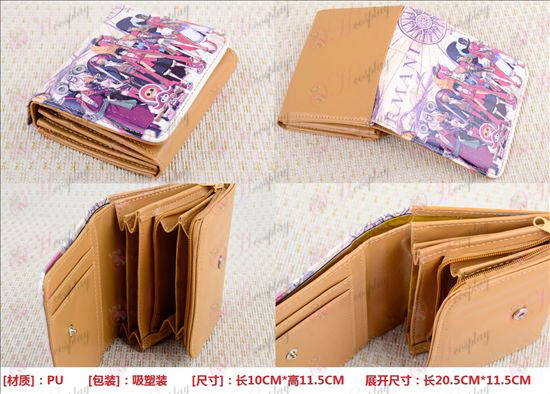 One Piece Accessories Wallets