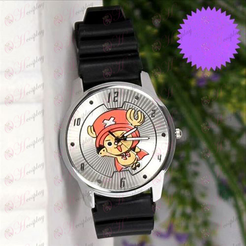 One Piece Accessories Chopper Mark Circle lines watches