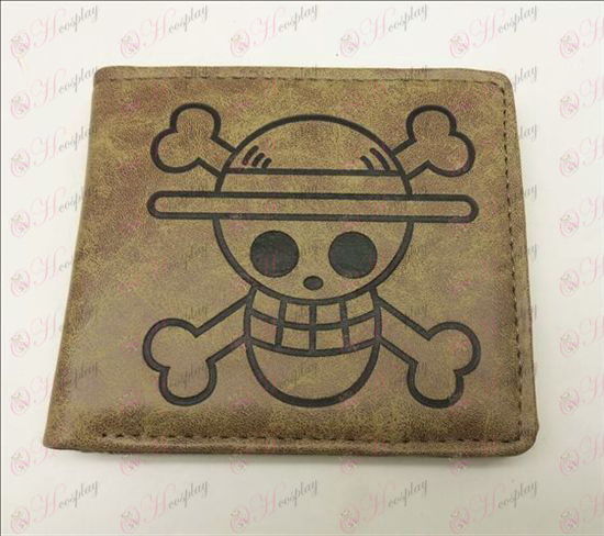 One Piece Accessories matte wallet