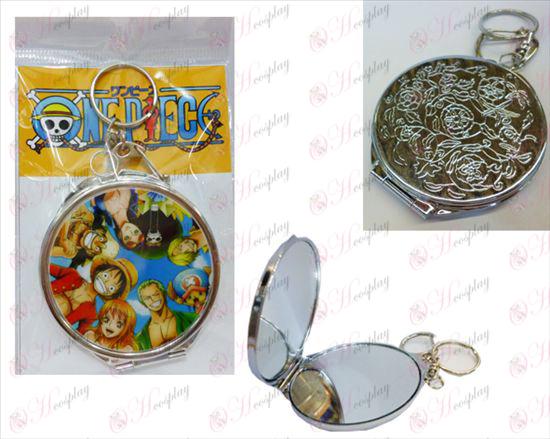 One Piece Accessories Round Mirror