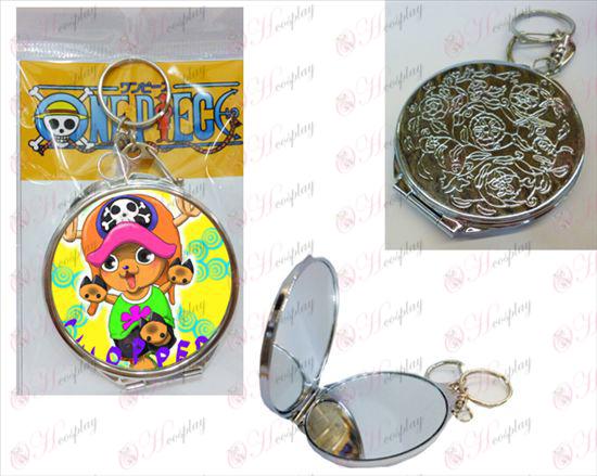 One Piece Accessories round mirror -5