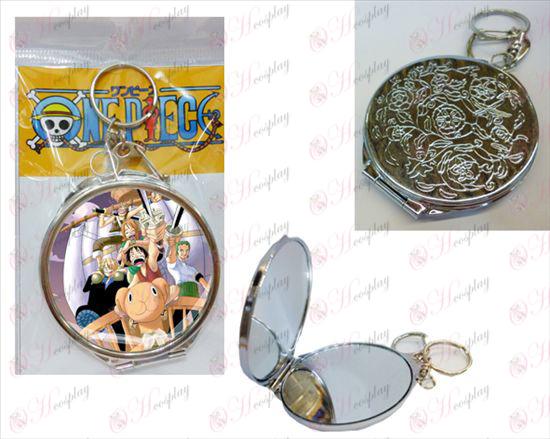 One Piece Accessories Round Mirror -4