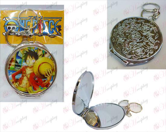 One Piece Accessories round mirror -3