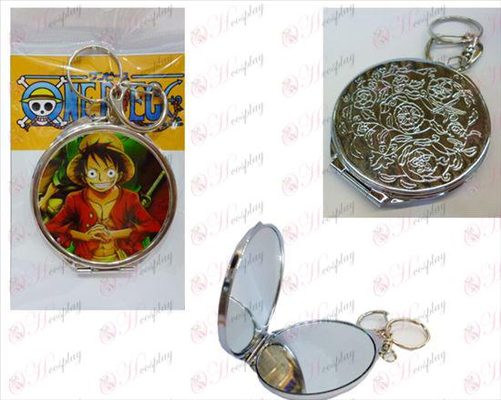 One Piece Accessories round mirror -1
