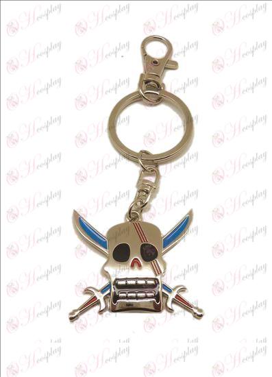 One Piece Accessories Group Logo Keychain