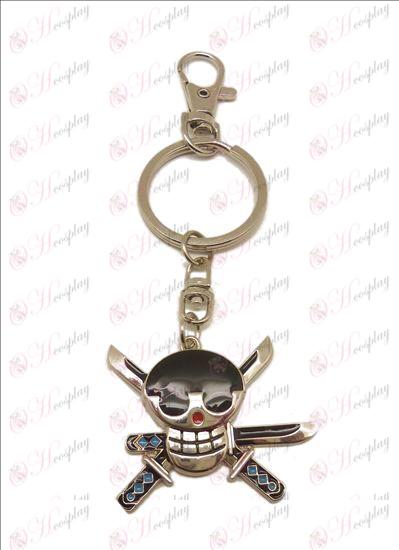 One Piece Accessories Sauron Keychain