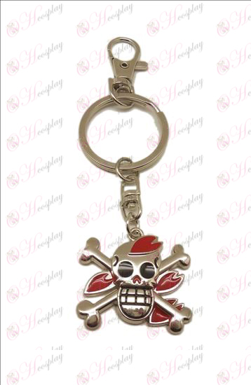 One Piece Accessories Chopper Keychain