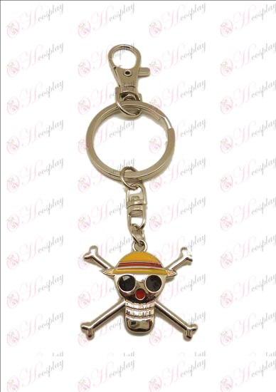 One Piece Accessories Luffy Keychain