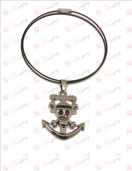 D Luffy Pirate Necklace