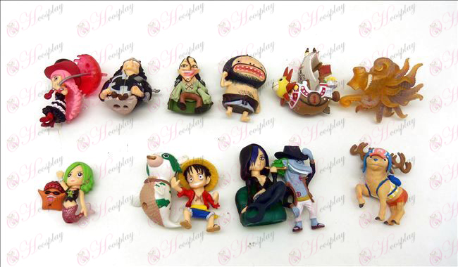 Genuine 12 One Piece Accessories Doll 3384 (poop)