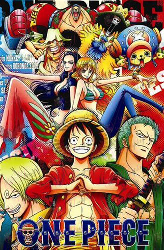 One Piece Accessories puzzle 959