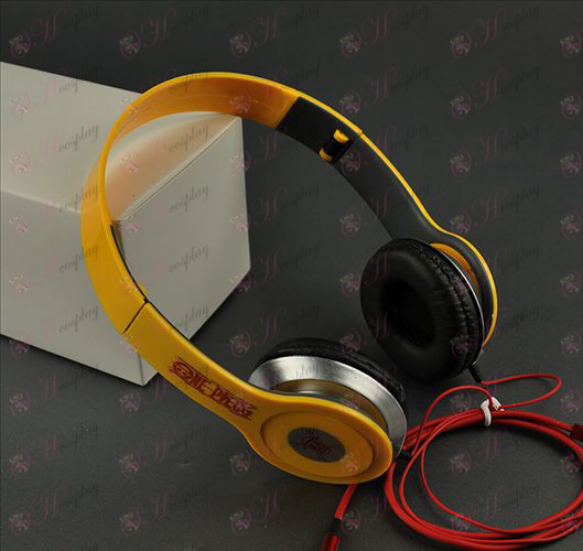 Pirate magic sound headphones