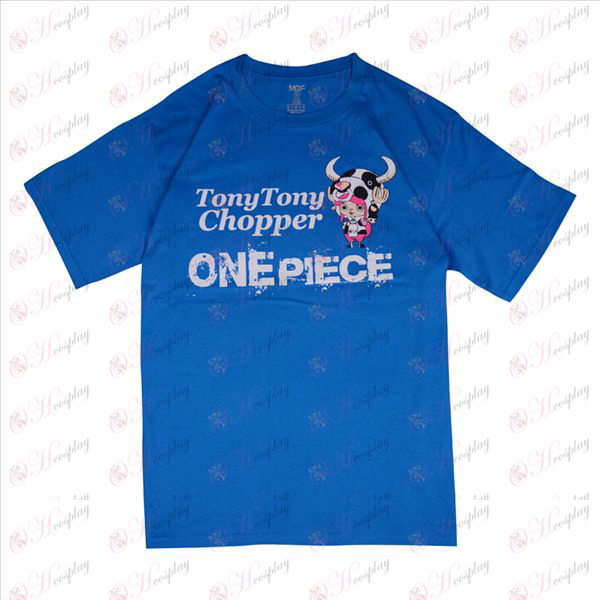 Chopper T-shirt (azul)