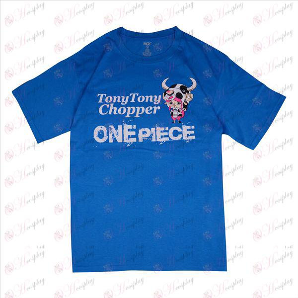 Chopper T-shirt (blue)