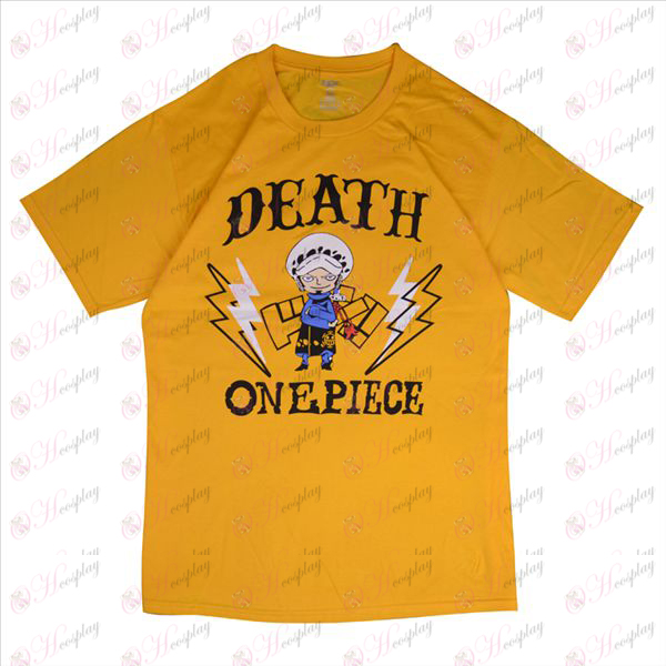 One Piece Accessories Luo T-shirt (yellow)
