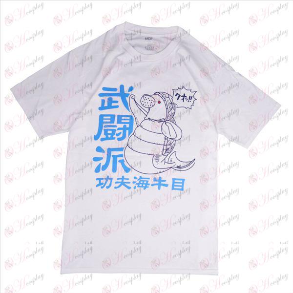 One Piece AccessoriesT shirt cow (white)