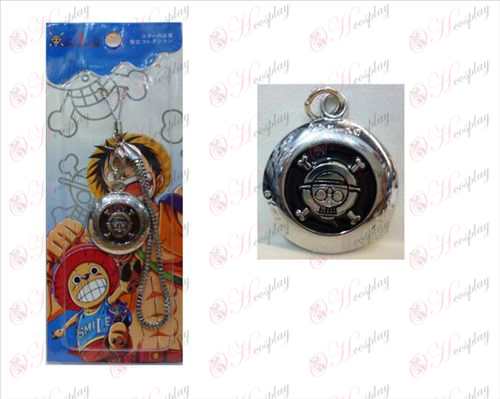 One Piece Accessories circular mark Strap