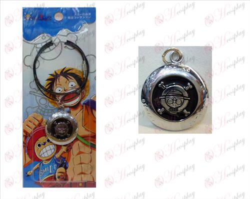 One Piece Accessories logo wire chain
