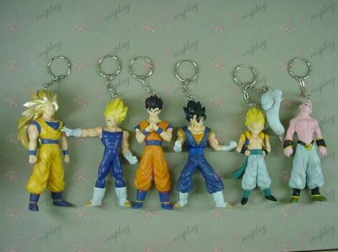 13 generations buckle 6 Dragon Ball Accessories